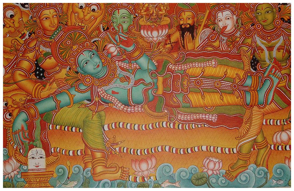 ananthasayanam shopswasthi